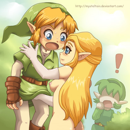 Legend of Zelda  Porn
